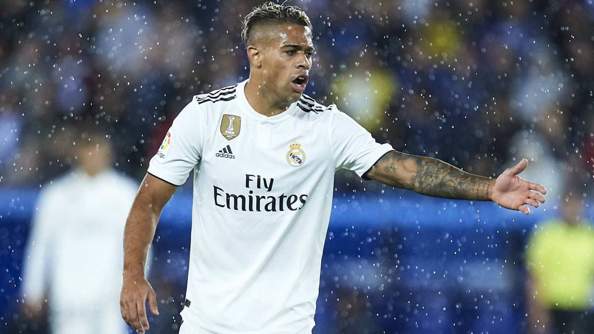 Mariano has shot at claiming injured Benzema's starting role