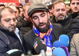 Arda Turan involved in fight at Turkish nightclub