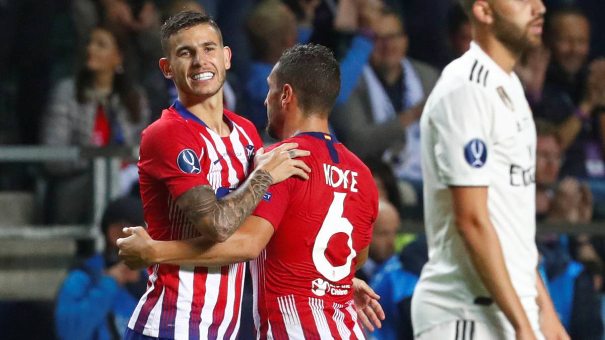 Lucas Hernández: Real Madrid wanted me, Atlético man reveals