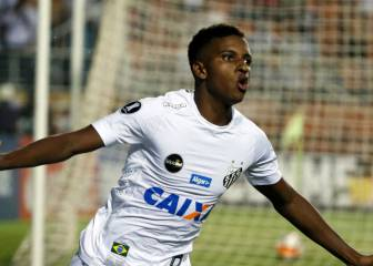 Rodrygo Goes could arrive at Real Madrid in January
