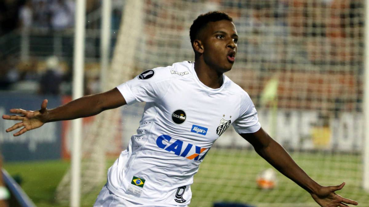 Real Madrid: Rodrygo Goes could arrive in January