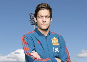 Marcos Alonso talks about Spain, Chelsea, and his dad