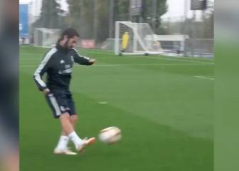 Getting stronger every day: Isco fine tunes his finishing