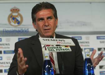 Queiroz reveals why it all went wrong for his 'galáctico' Madrid