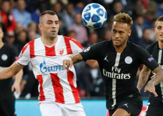 PSG and Red Star Belgrade deny match-fixing allegations