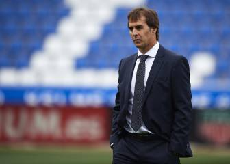 Lopetegui: eleven games, eleven different line-ups