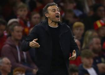 Luis Enrique perfects Lopetegui's Spain