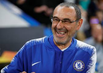 "Sarri: ""Hazard is staying here"""