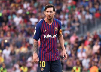 Messi is technically able to leave Barça in June 2020