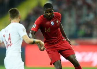 William Carvalho: de pivote con Setién a interior con Portugal