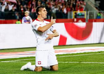 Juventus, Atlético leading the pack for Krzysztof Piatek