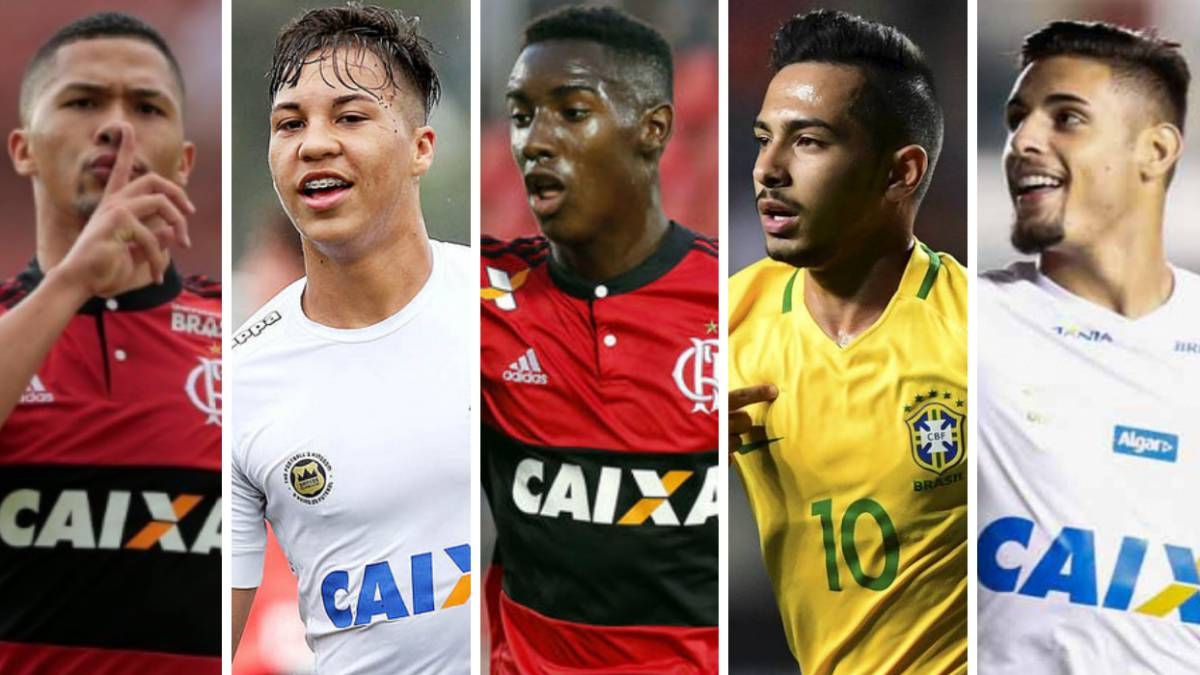 Real Madrid: The Brazilian youngsters who could be next