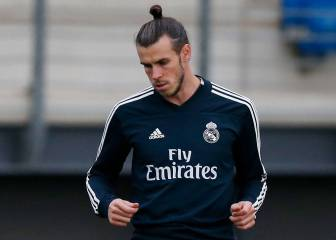 'Injured' Bale trains alone with no medical update from Madrid