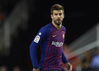 Barça not happy with Piqué after Shanghai tennis trip