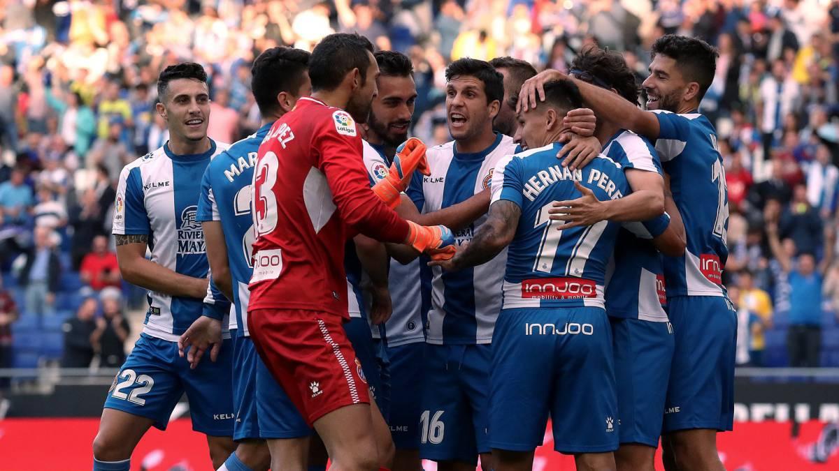 El Espanyol está siendo siete veces más fuerte que sus rivales - AS.com