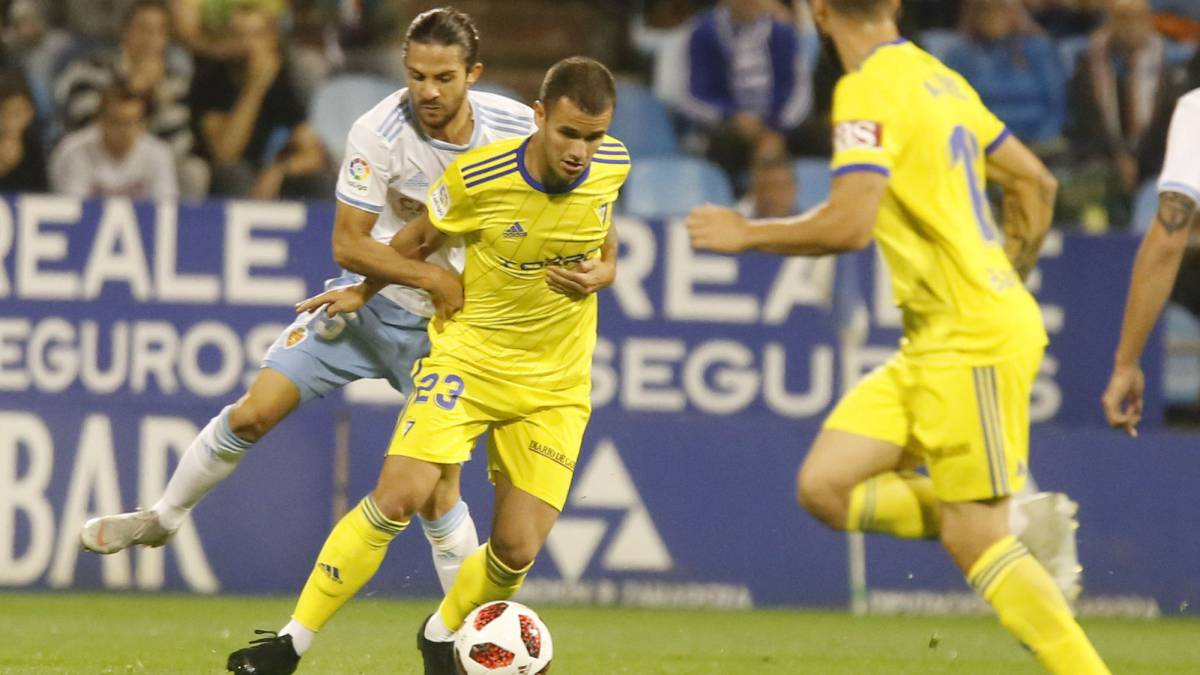 Zaragoza 0 - Cádiz 1: resumen, resultado y gol. Copa del Rey - AS.com