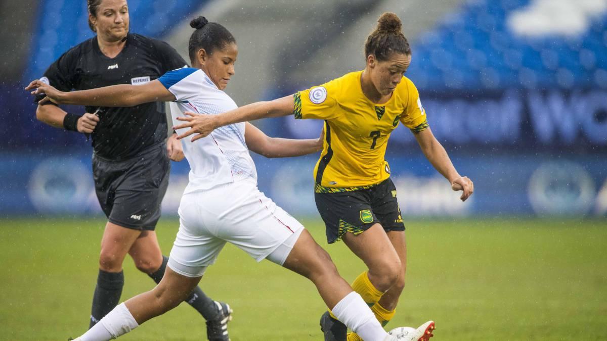 La selección jugó un fantástico encuentro ante Jamaica 02f148f5a7ea9