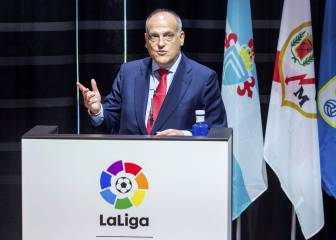 LaLiga chief on Real Madrid letter:
