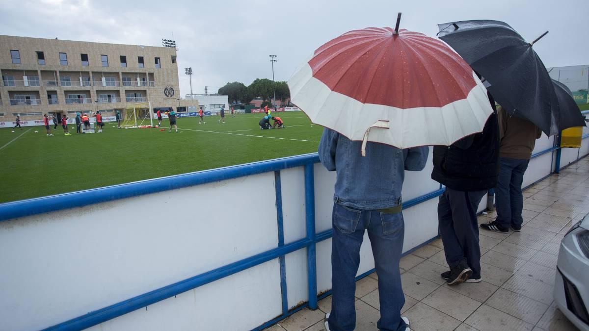 La federaci n valenciana suspende la jornada de f tbol for Federacion valenciana de futbol