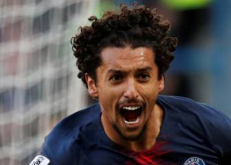 Marquinhos warns Madrid and Barça: