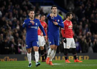 'Hazard y Willian no asisten a Morata porque no creen en él'