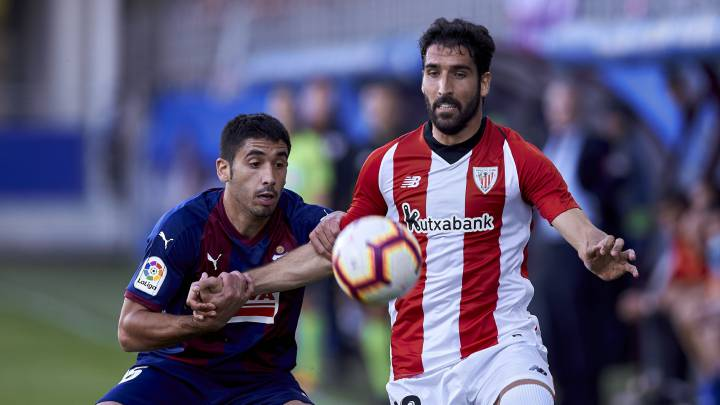 Sigue el Eibar vs Athletic, en vivo y en directo online, en As.com