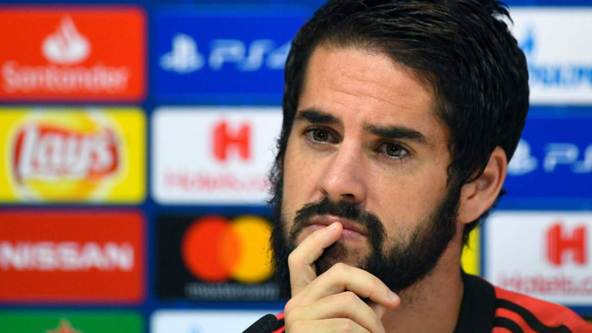 "Isco on Ronaldo: ""We can't cry; he didn't want to be here"""