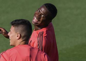 Vinicius back in Real Madrid squad, Ceballos left out