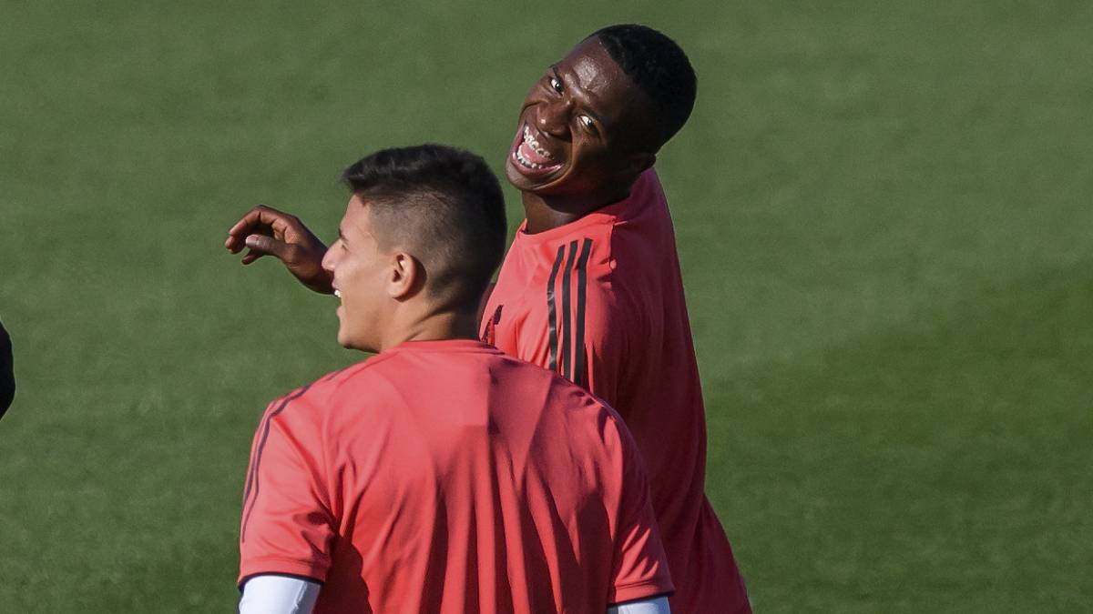 Real Madrid-Viktoria Plzen: Vinicius returns, Ceballos left out