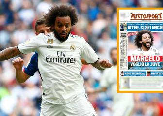 Marcelo puts in transfer request to join Juventus in January