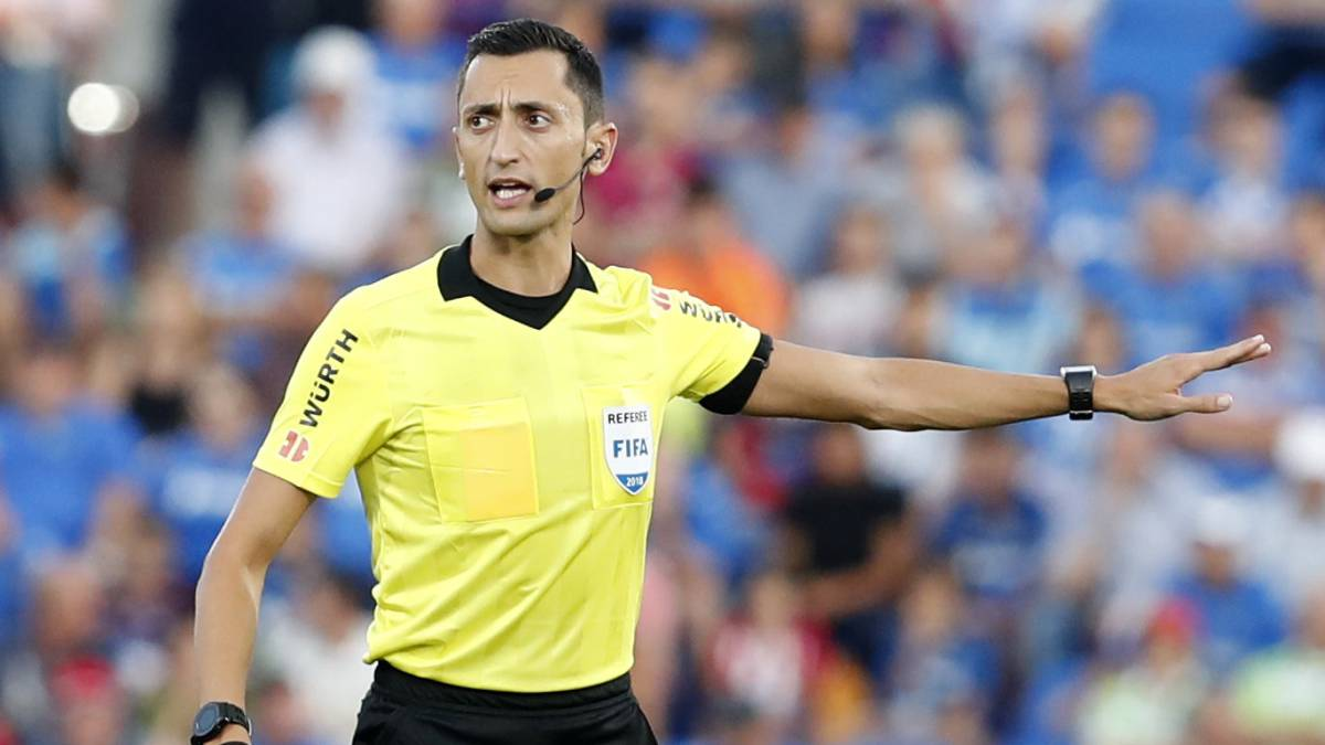 El Clásico: Sánchez Martínez to referee Barça-Real Madrid