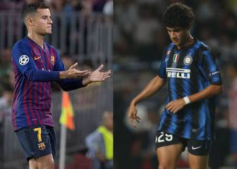 Coutinho: 40 times the value since Inter Milan struggles
