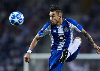 Real Madrid eyeing Porto's Telles as Marcelo replacement