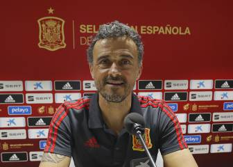 Crafty Luis Enrique tricks Spain players into breaking squad rules