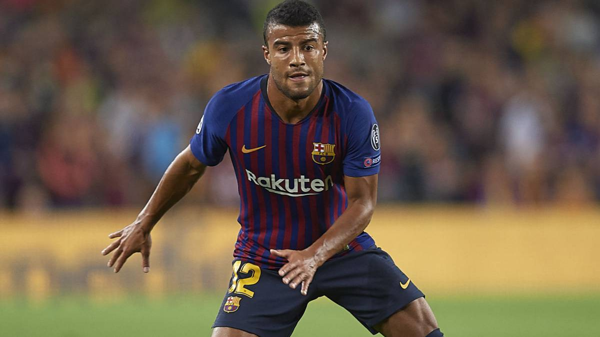 Rafinha removes Dembélé from the Clásico picture