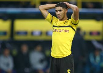 Achraf following in Carvajal's footsteps in Germany