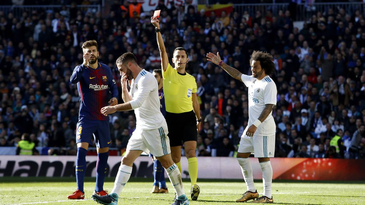 Penúltimo Real Madrid-Barcelona.