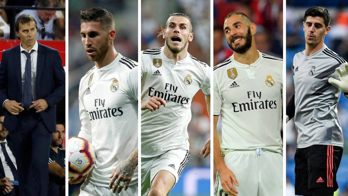 Five Madridistas who need to step up to plate in Barcelona