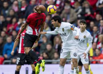 1x1 del Athletic: Rico, el sostén