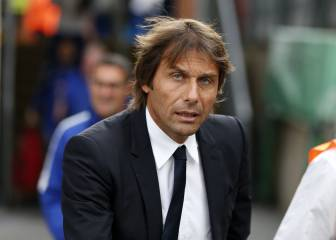 Antonio Conte out of running for Real Madrid job - report