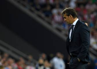 Official: Lopetegui sacked; Solari named caretaker coach