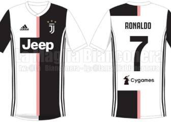 Filtrada la supuesta camiseta de la Juventus para la 2019-2020 1cb82baa0f477