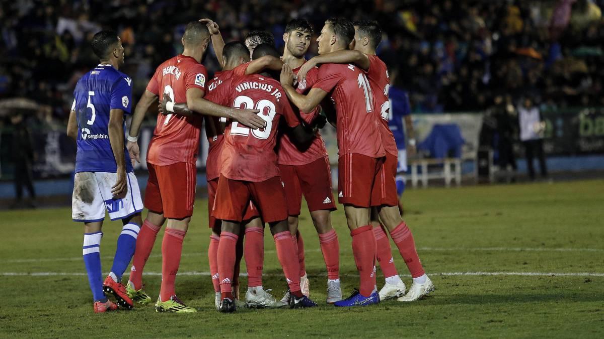 Melilla 0 - Real Madrid 4  resumen 10c43aa34ce8a