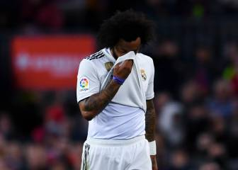 Marcelo joins growing list of injury concerns