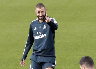 Benzema has new spring in his step under Solari
