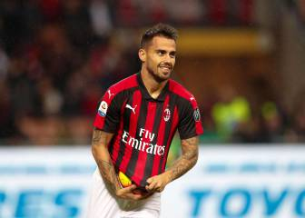 Real Madrid eyeing up AC Milan's Suso, claim Italian media