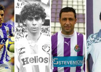 Real Madrid - Valladolid: stars who have played for both clubs
