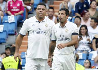 Figo: 'Between Cristiano and Ronaldo, I pick Ronaldo'