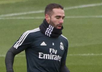 Solari's defensive crisis: Carvajal not available for Valladolid