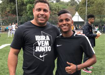 Rodrygo's rise continues and he is ready for the next step